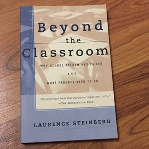 Beyond The Classroom By Laurence STEINBERG -Book